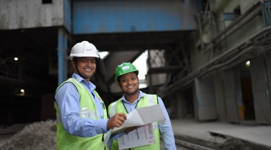 Expert solutions in dalmia cement