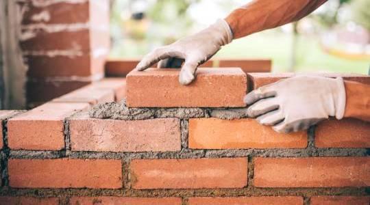 brick constructio