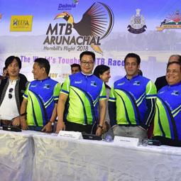 Dalmia Cement promotes adventure sport and eco-tourism in Arunachal Pradesh