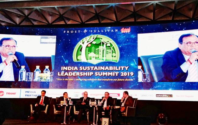 India Sustainability Leadership Summit 2019