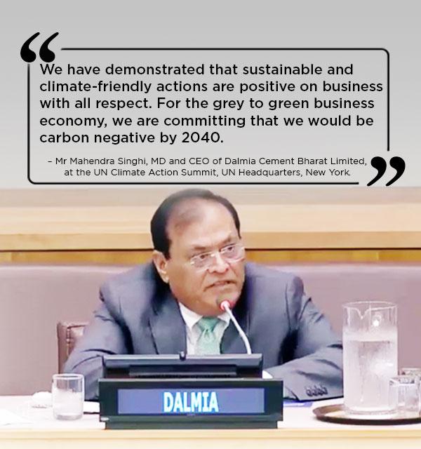 Mahendra Singhi Sustainaibility