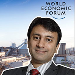 Mr Puneet Dalmia at Scaling Climate Partnerships for Industry Transition Virtual Seminar