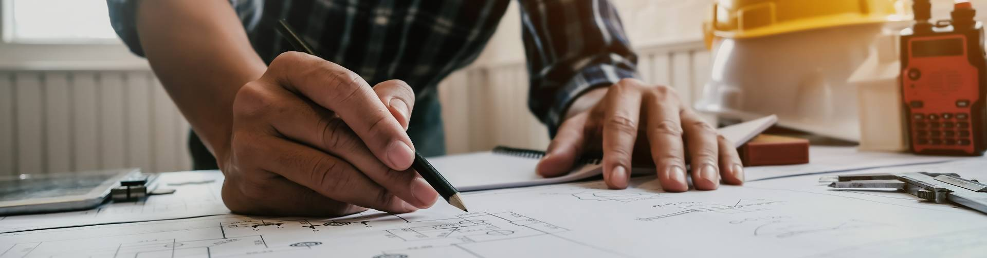 Blueprint for Your House Construction