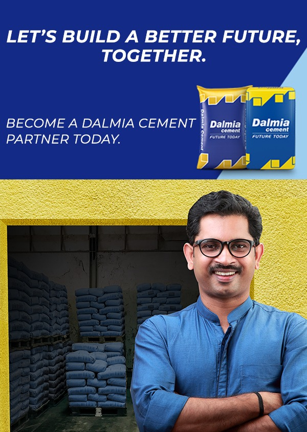 Become a Dalmia Cement Partner Today